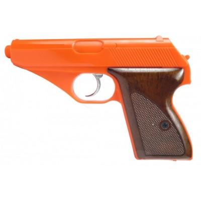 HFC HG106 Airsoft PPK Plastic & Metal Gas Powered Semi-Automatic BB Gun Pistol 210 FPS