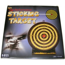 "HFC 12"" High Performance Sticking Target & Pellet Collector - Wall Mountable"