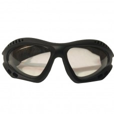 AC26 Black BB Gun Eye Protection Safety Goggles / Glasses